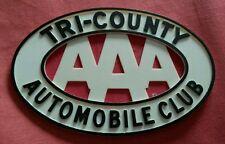 046 AAA Tri-County insignia del Club Coche Asociación Automovilística de América sin usar Dodge