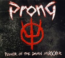 Prong - Power of the Damn Mixxxer [New CD] Digipack Packaging