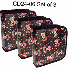 Betty Boop CD DVD Case Wallet Lenticular Kicking Legs Star #CD24-BB100-S3#