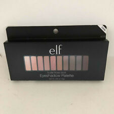 NEW ARRIVAL! EYES LIPS FACE E.L.F. ELF EYESHADOW PALETTE IN NUDE ROSE GOLD