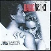 Jerry Goldsmith - Basic Instinct (Original Soundtrack, 1992) US Import CD