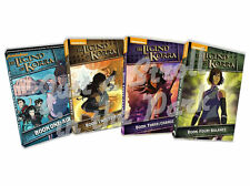 Legend of Korra: Complete Avatar Spinofff Series Seasons 1 2 3 4 Box/DVD Set(s)