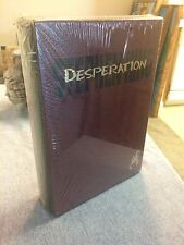 Stephen King Desperation GIFT EDITION (Sealed) GRANT