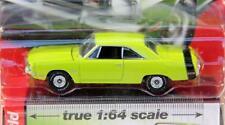 DODGE DART SWINGER 1971 AUTOWORLD AW64002 1:64 NEW DIECAST MODEL