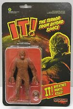 "Monstarz IT! The Terror From Beyond Space RED 3.75"" Retro Action Figure NIP"