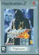 Tekken 4 PS2 Perfetta Edizione Italiana Con Manuale