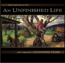 AN UNFINISHED LIFE - COMPLETE SCORE - LIMITED 1000 - OOP - CHRISTOPHER YOUNG