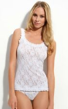 CLEARANCE!! Hanky Panky  'Signature Lace' Camisole - White - XS