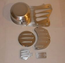 LIGHT WEIGHT BANSHEE STATOR COVER, CLUTCH COVER INSERT, WATER PUMP COVER SET