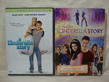 A CINDERELLA STORY & ANOTHER CINDERELLA STORY  2-Movie DVD Set Lot 1,2