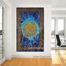 Wall Hanging Mandala Celtic tattoo multi colour Tapestry Unique Home Décor art
