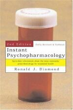 Instant Psychopharmacology: A Guide for the Nonmedical Mental Health Professiona