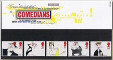 GB Presentation Pack 287 Comedians. 1998 10% OFF FOR ANY 5+