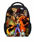Pokemon Pikachu Backpack School Bag Bookbag Children Kids Student Boys Girls HOT