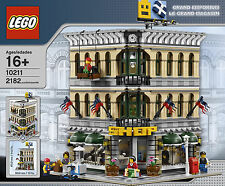10211 Lego Exclusive Modular Grand Emporium (Brand New!) Retired Set