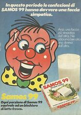 X4817 Samos 99 double crème - Pubblicità 1979 - Advertising