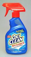 Oxi Clean Max Force Laundry Stain Remover 12 oz
