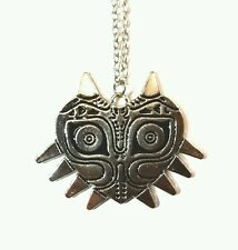 Majora's Mask hyrule the Legend of Zelda necklace 20 inch chain