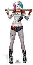 Harley Quinn SUICIDE SQUAD Lifesize Cardboard Cutout Standee Standup DC Comics