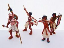 Ancient Egypt Egyptian Warriors Soldiers set of 4 figures New