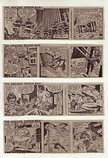 Amazing Spider-Man by Lee & Kida - 26 daily comic strips - Complete May 1982