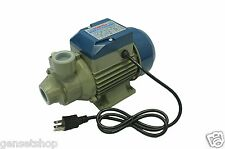 Electric Peripheral Power Clear Water Pump 0.5 Hp Bundle Kit Filter Check Valve