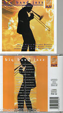 Big Band Jazz (18 track CD) Glenn Miller, Tommy Dorsey, Harry James, Teagarden
