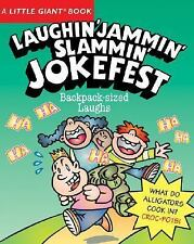 A Little Giant® Book: Laughin' Jammin' Slammin' Jokefest (Little Giant Books)