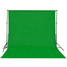 New Green Cotton Chromakey Screen Muslin Backdrop Photo Photography Background