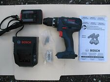 New Bosch DDS181A 18v Lithium Ion cordless drill set