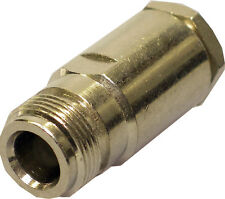N Femmina socket CB ANTENNA SOCKET PLUG SW du2358 in linea