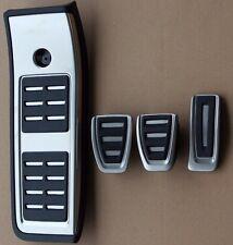 Audi a4 b9 original pedalset pedales s4 pedal tapas apoyapies Footrest S-line 8w
