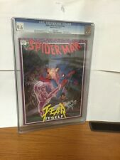 Marvel Graphic Novel NN Fear Itself Spider-man Cgc 9.6