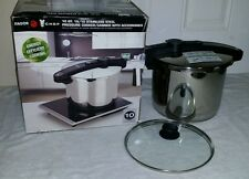 Fagor Chef Stainless Steel 10 Quart Pressure Cooker Excellent