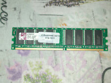Memory / Memoria KVR400X64C3AK2/2G 1 GB Kingston DDR