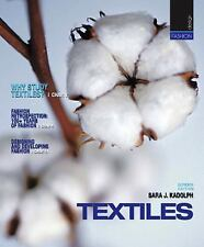 New-Textiles by Sara J. Kadolph 11ed - International edition