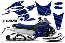 Yamaha FX Nytro 08-14 Graphics Kit CreatorX Snowmobile Sled Decals Wrap ZCBL