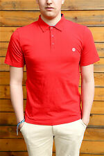 polo rouge KANABEACH daim Taille M  NEUF ÉTIQUETTE valeur 59€
