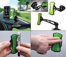 New Universal Grip and Go Hands Free Mobile Smartphone ,Sat Nav Mount Car Holder