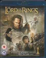 The Lord Of The Rings - The Return Of The King (Blu-ray, 2010) FREE SHIPPING