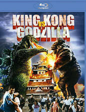 King Kong vs. Godzilla [Blu-ray], Good DVD, , Ishiro Honda