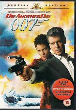 DIE ANOTHER DAY  JAMES BOND  007  2-DISC DVD  SPECIAL EDITION  PIERCE BROSNAN ~