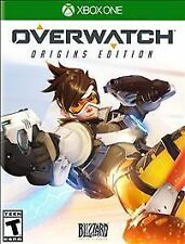 Brand New! Overwatch: Origins Edition (Microsoft Xbox One XB1) Factory Sealed!