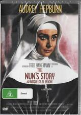 THE NUN'S STORY - AUDREY HEPBURN  - NEW & SEALED DVD