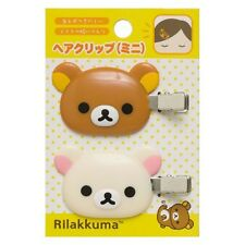 Store Pick-up OK San-X Rilakkuma Die-cut Hair Clip