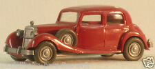 Wiking 1:87 Mercedes 260 D rot (BE2074)