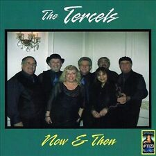 THE TERCELS 'Now & Then' - New Sealed CD  Doo Wop Clifton Crystal Ball 1123