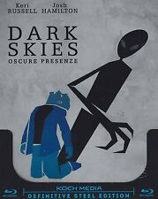 Blu Ray DARK SKIES Oscure Presenze - (2013) (Ltd steelbook) ......NUOVO