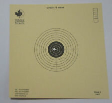 106T 5 Meters Air Pistol Indoor Shooting - Training Targets