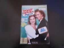 Patsy Pease, Taylor Miller, Tony Geary - Soap Opera Digest Magazine 1981